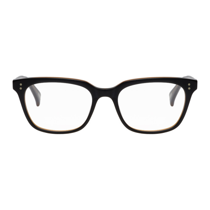 RAEN BLACK AND TAN EMERSON GLASSES