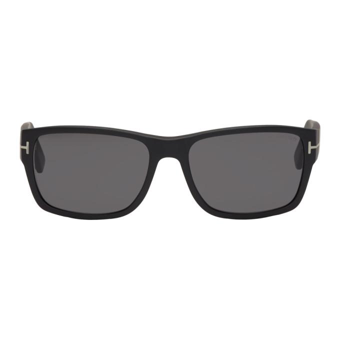 TOM FORD Black Mason Sunglasses