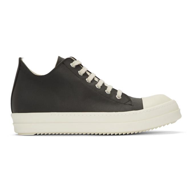 RICK OWENS DRKSHDW Rick Owens Drkshdw Massive Platform Sneakers - Grey