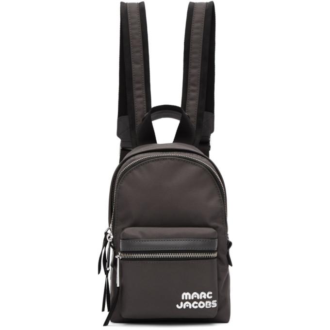 3f806b816 Marc Jacobs Trek Pak Backpack In Grey   ModeSens