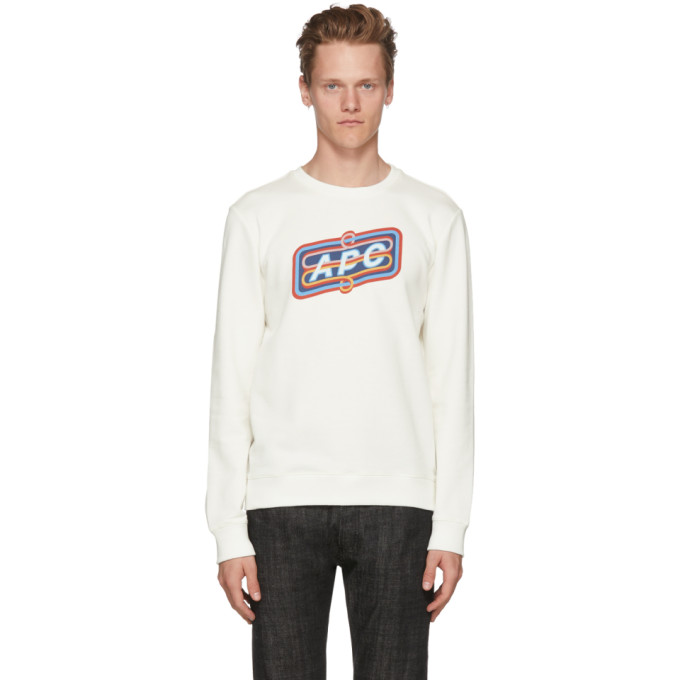 Off White Psy Sweatshirt by A.P.C.