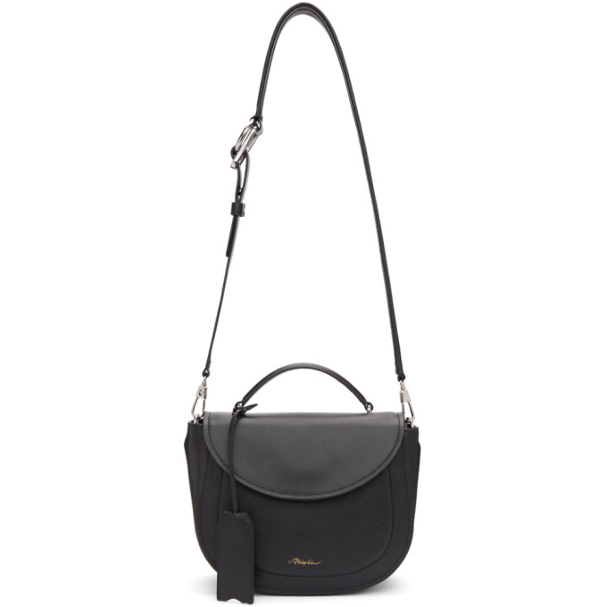 Hudson Top Handle Leather Shoulder Bag - Black, Ba001 Black