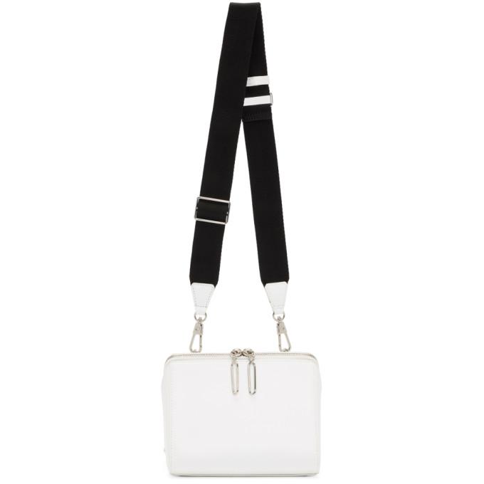 3.1 PHILLIP LIM WHITE RAY TRIANGLE BAG