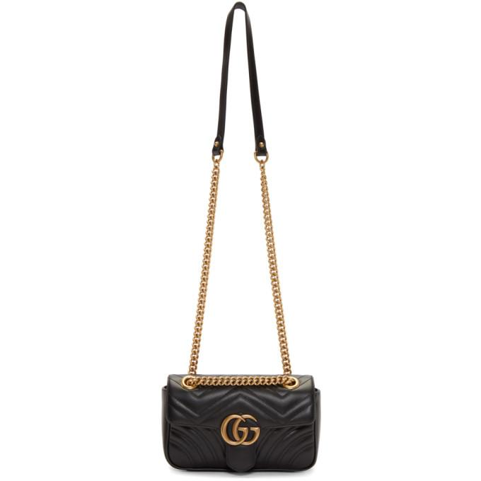 da9e418b0c9 black-mini-leather-marmont-20-shoulder-bag by gucci