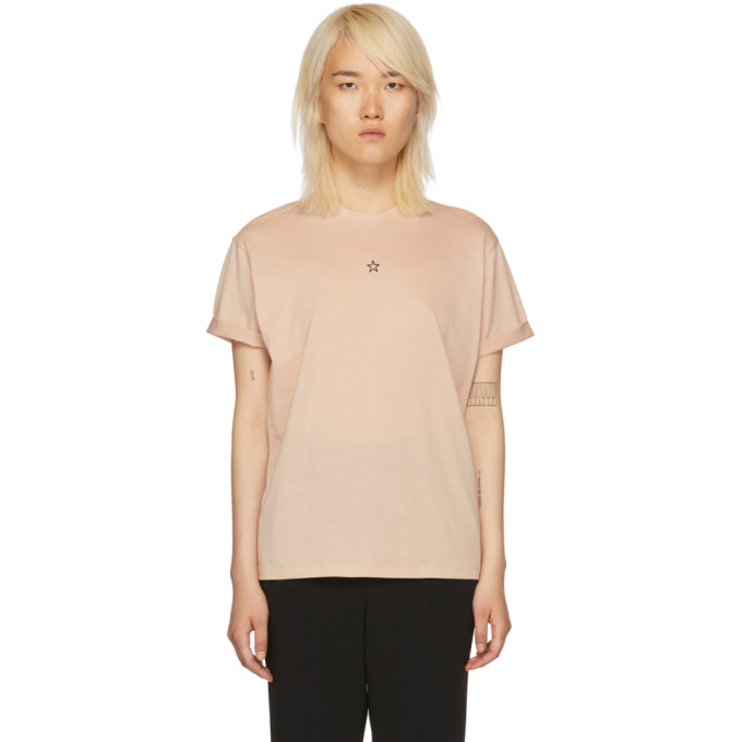 STELLA MCCARTNEY Pink Mini Star T-Shirt