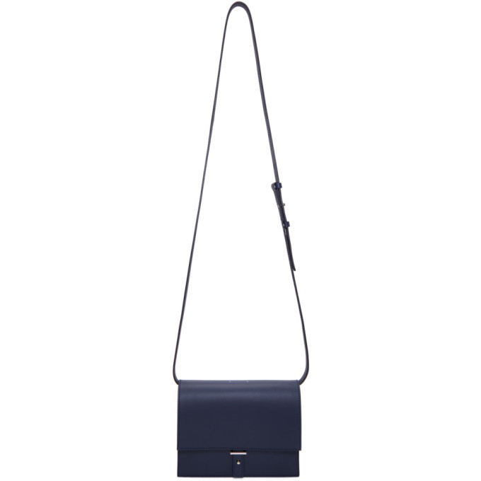 PB 0110 Pb 0110 Navy Flap Bag