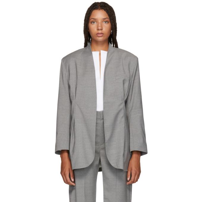 TOTÊME Toteme Grey Monterey Blazer