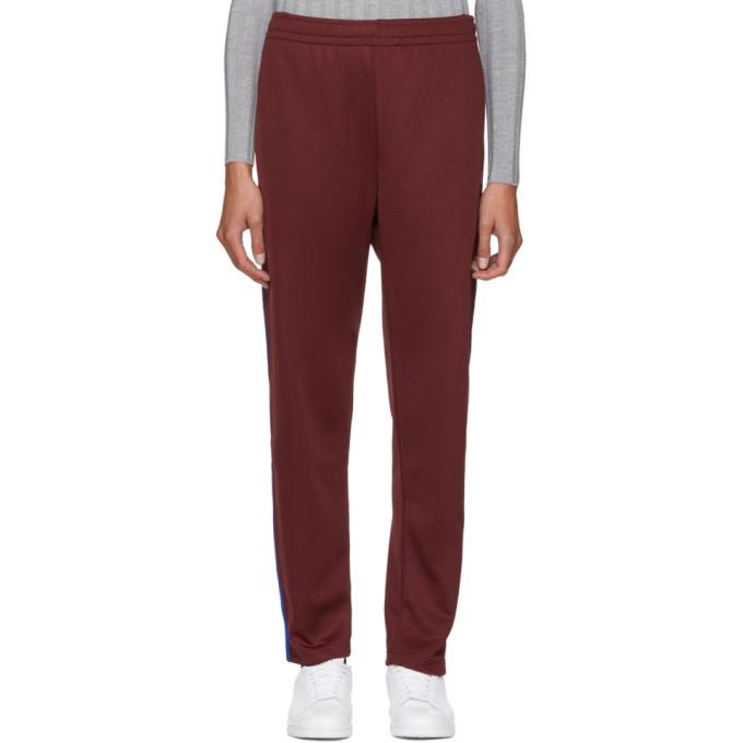 Burgundy Norwich Face Lounge Pants