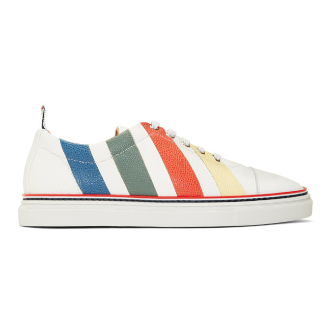 diagona stripes sneakers Thom Browne