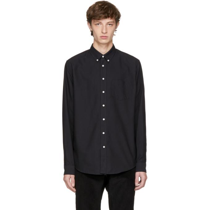 SCHNAYDERMAN'S Schnaydermans Classic Shirt - Black
