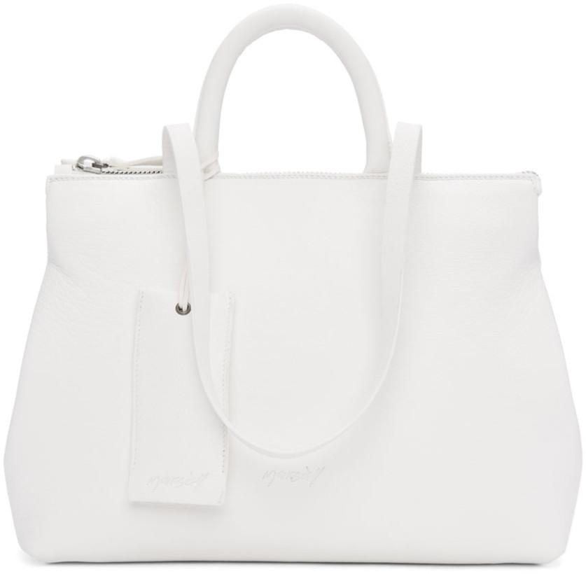 Marsèll White Dritta Bag