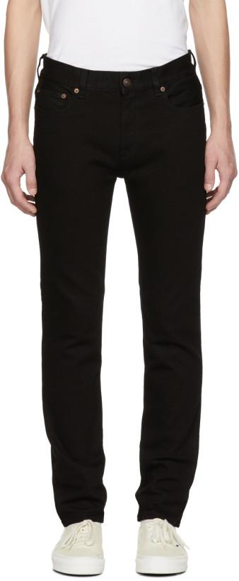 Jeanerica Black SM001 Jeans