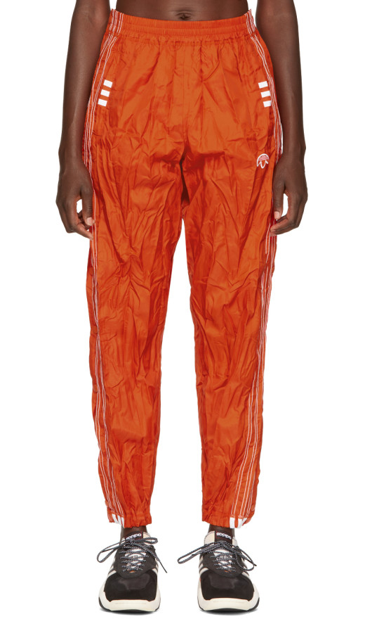 adidas Originals by Alexander Wang - Red Adibreak Lounge Pants
