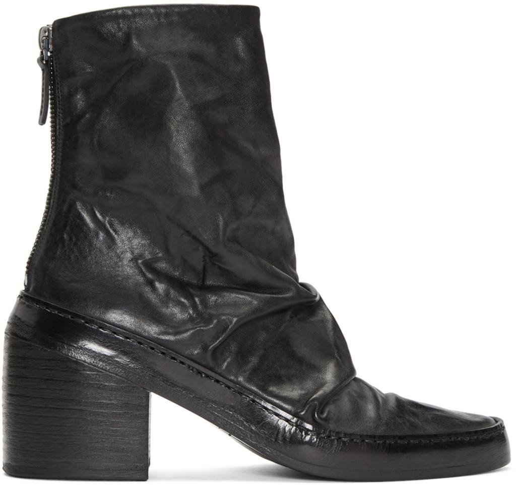 Flamingos Black Ferro Boots