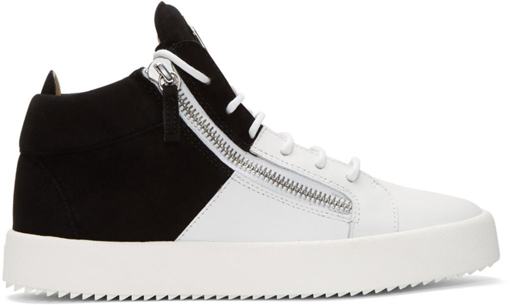 Giuseppe Zanotti Sensory May High-Top Sneakers