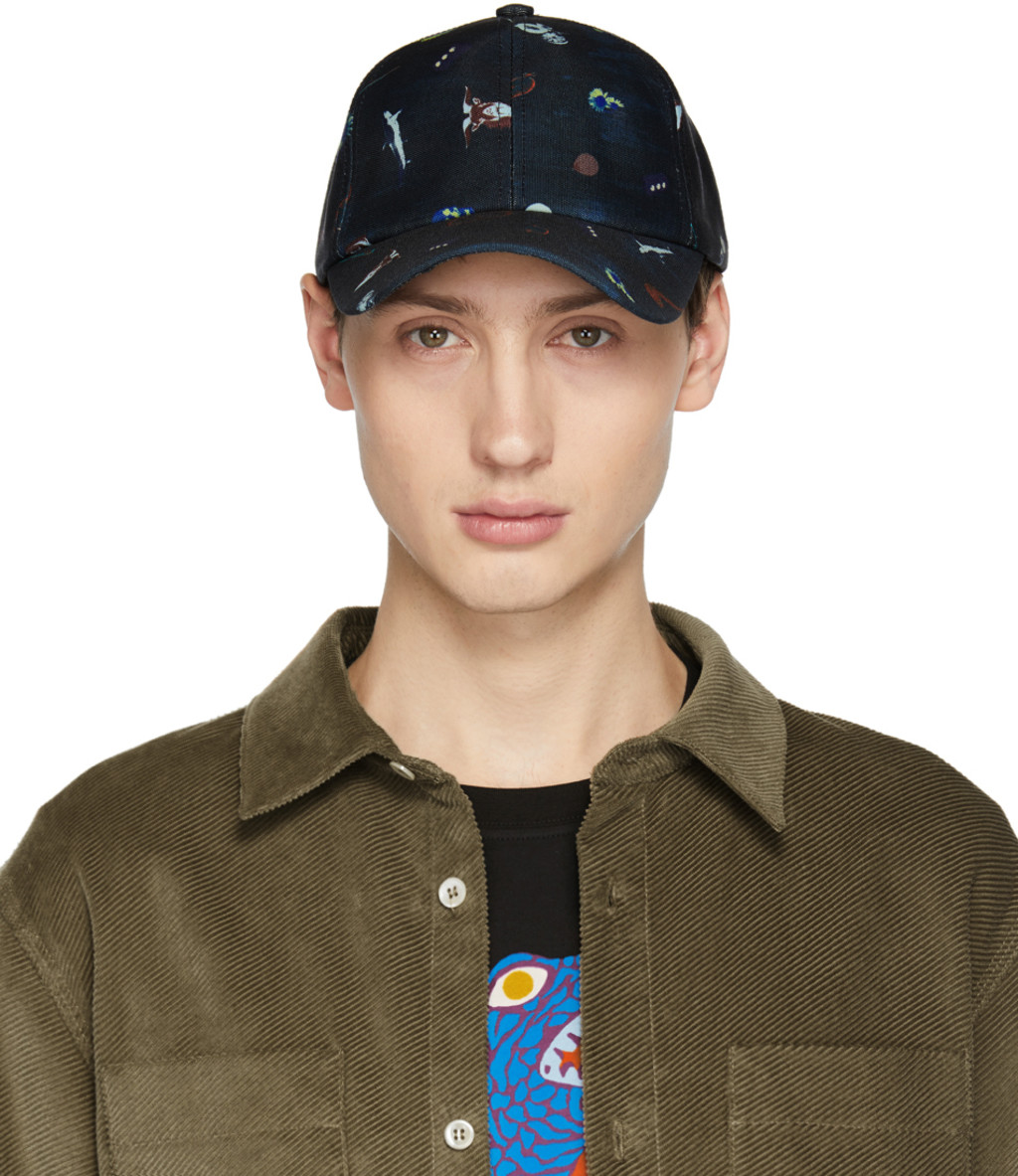 Ps By Paul Smith caps   flat caps for Men   SSENSE 6a4be62914f2