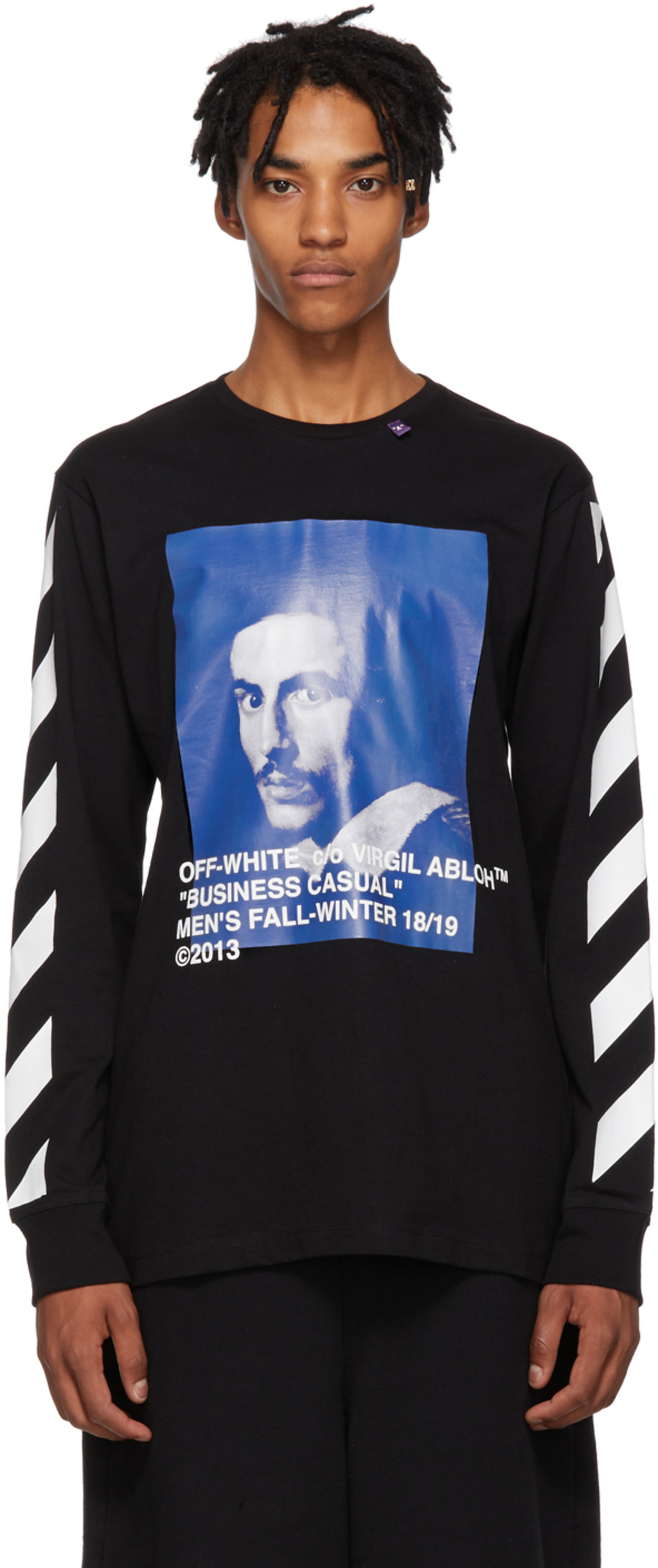 off white t shirts for men ssense