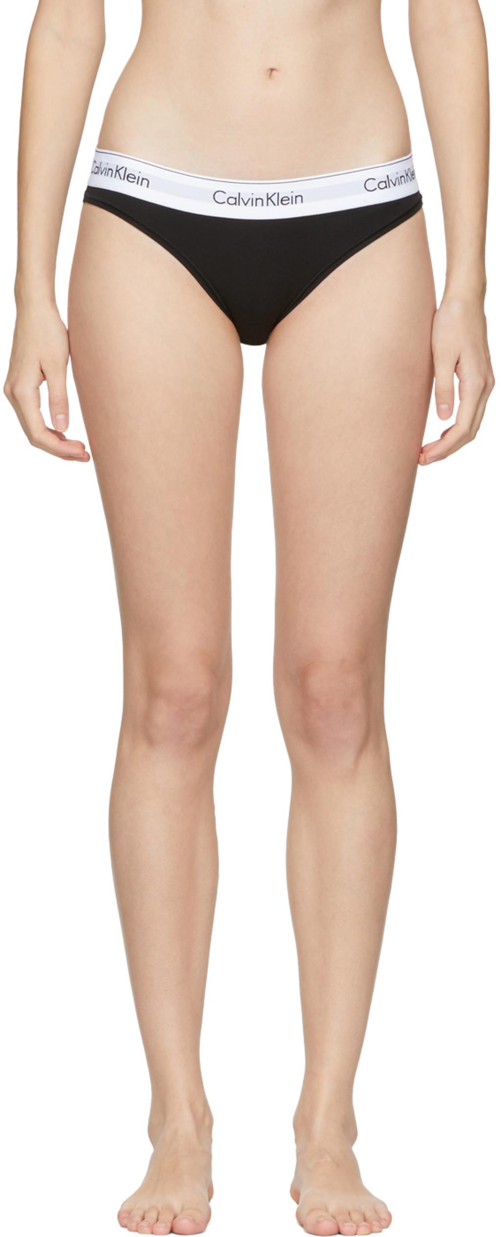 Calvin Klein Underwear culottes pour Femmes  859e6a3c369