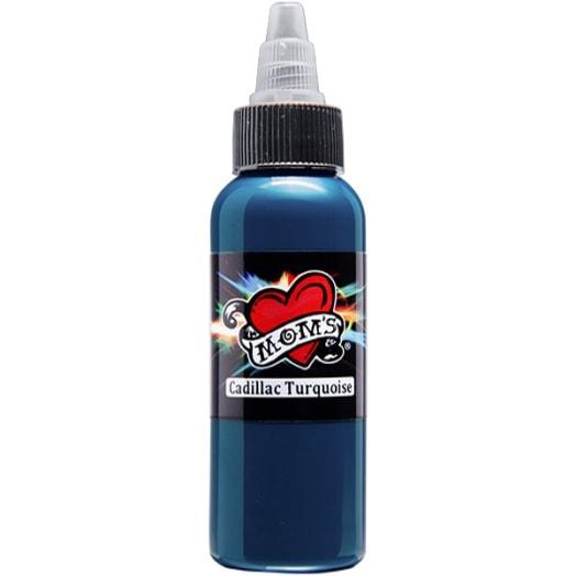 Cadilac Turquoise Ink