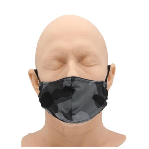 Camo Cloth Mask