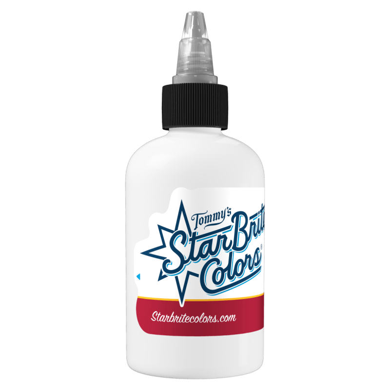 Mixing White Tattoo Ink