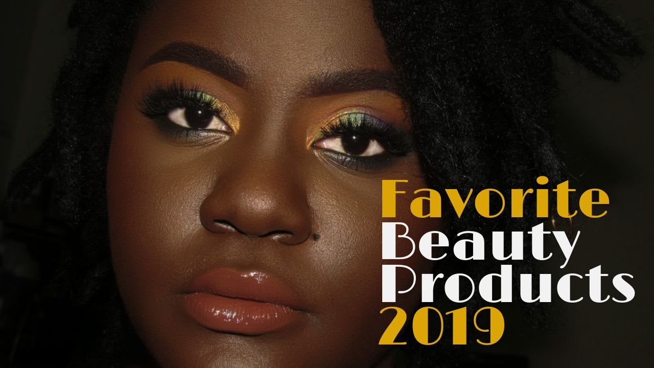Beauty Favorites | Best beauty products of 2019