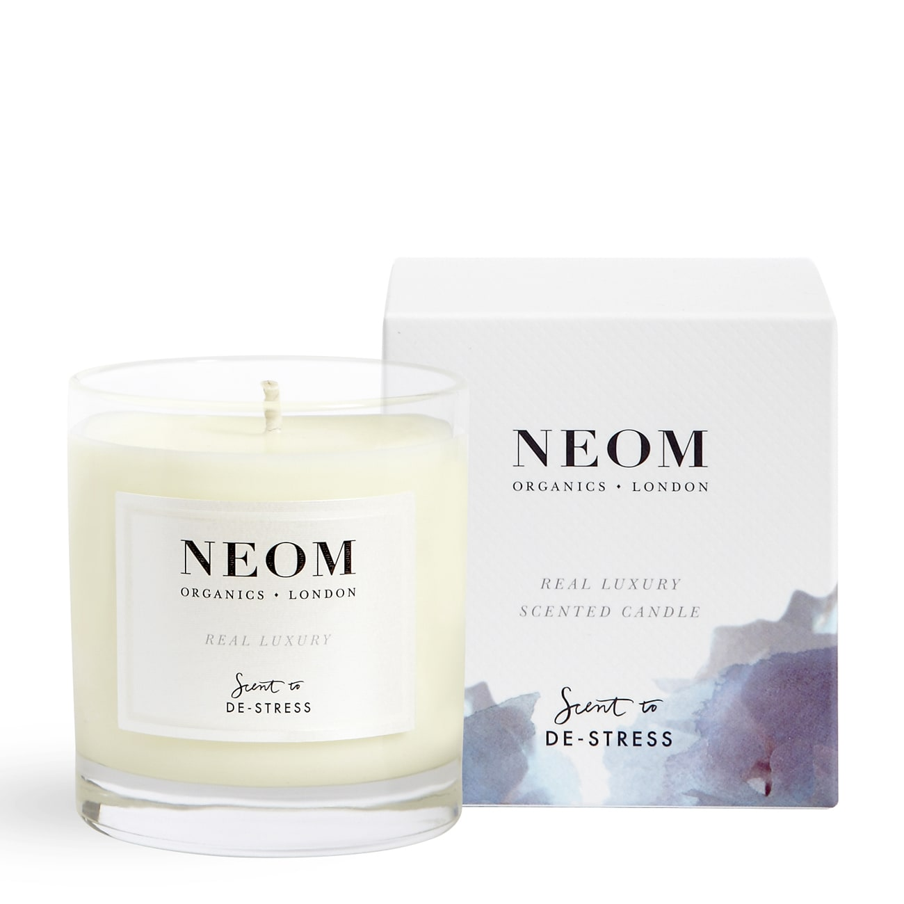 Neom Organics London Real Luxury 1 Wick Scented Candle