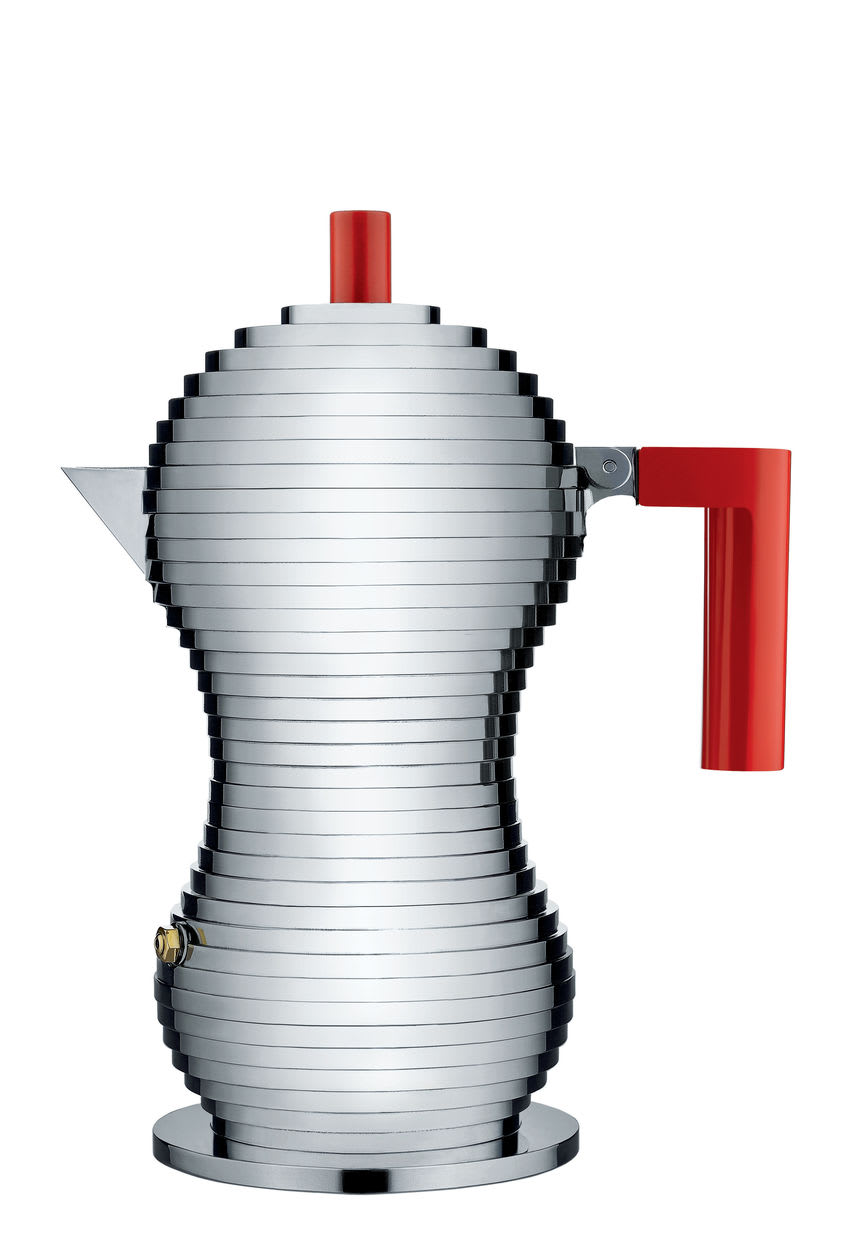 Alessi UK Ltd Pulcina Espresso 6 Cup Coffee Maker