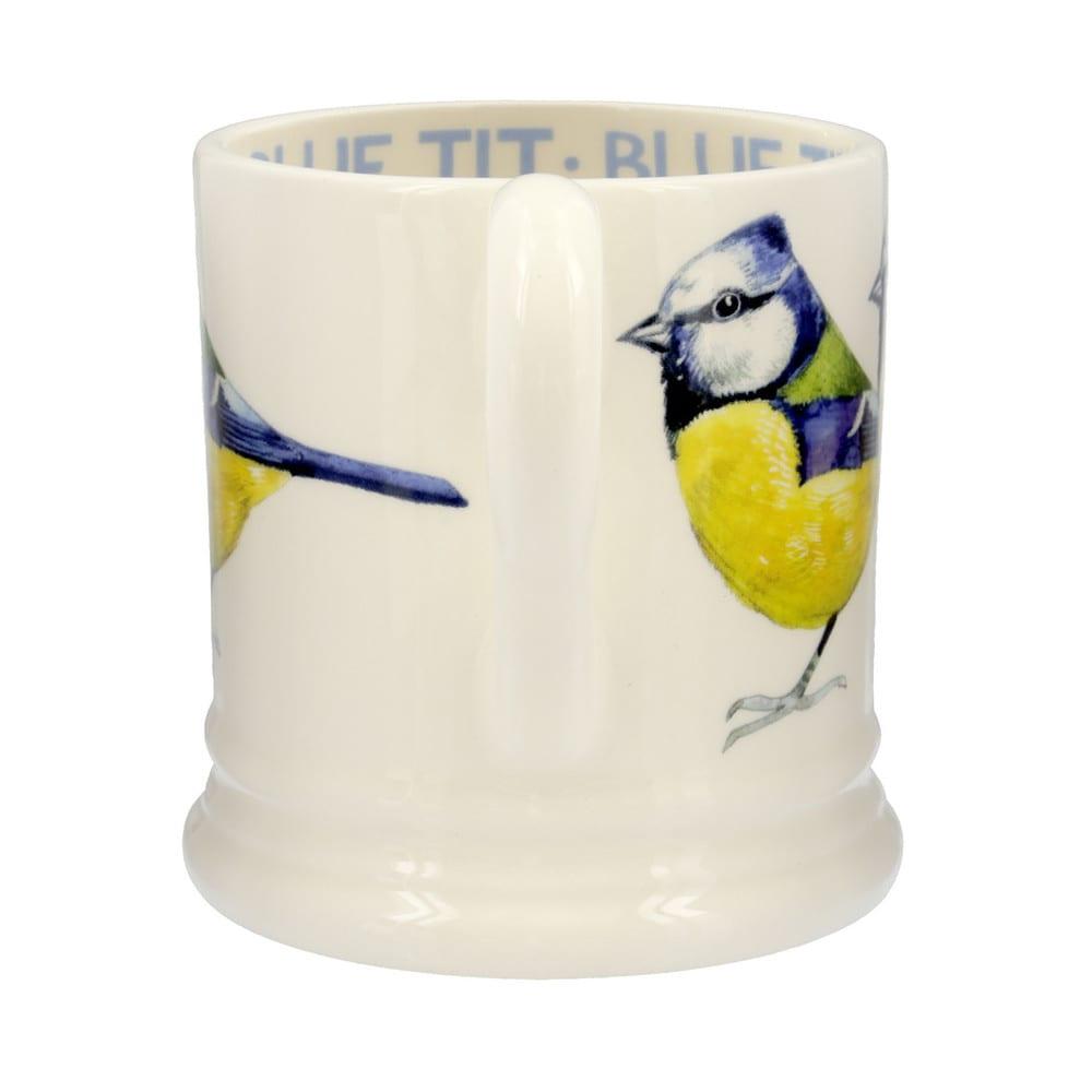 Emma Bridgewater 1/2 Pint Blue Tit Bird Mug