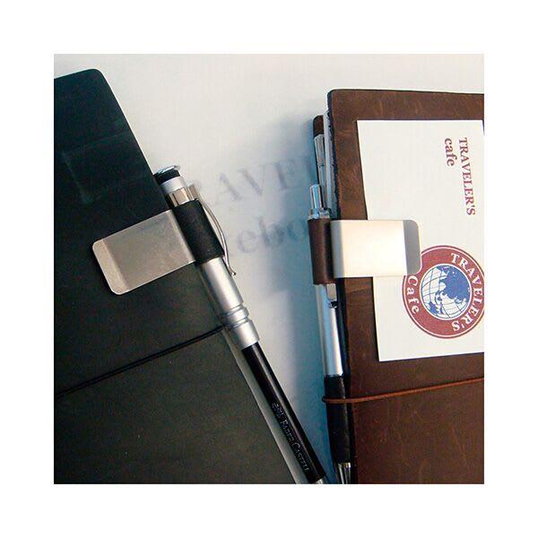 Traveler's Company Traveler's Notebook Refill 016 Pen Holder M Brown
