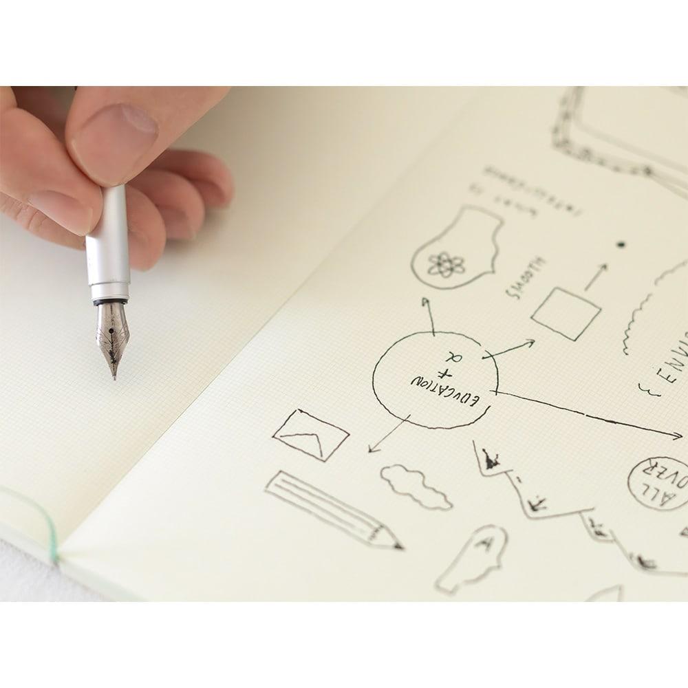 Midori A5 10th Anniversary Graph Paper Notebook