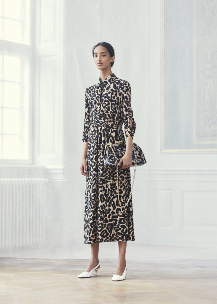 Baum und Pferdgarten Wild Leopard Alham Dress