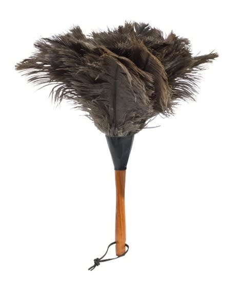 Redecker Small Ostrich Feather Duster
