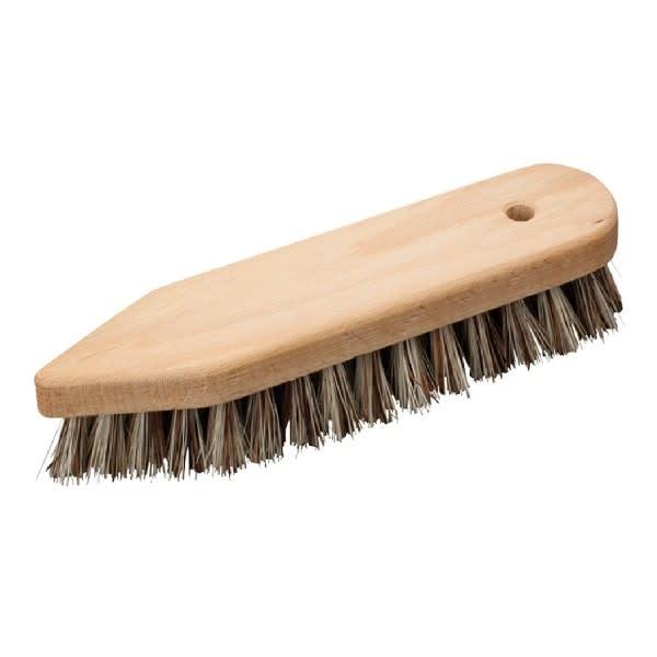 Redecker Large Stiff Wooden Scrubbing Brush