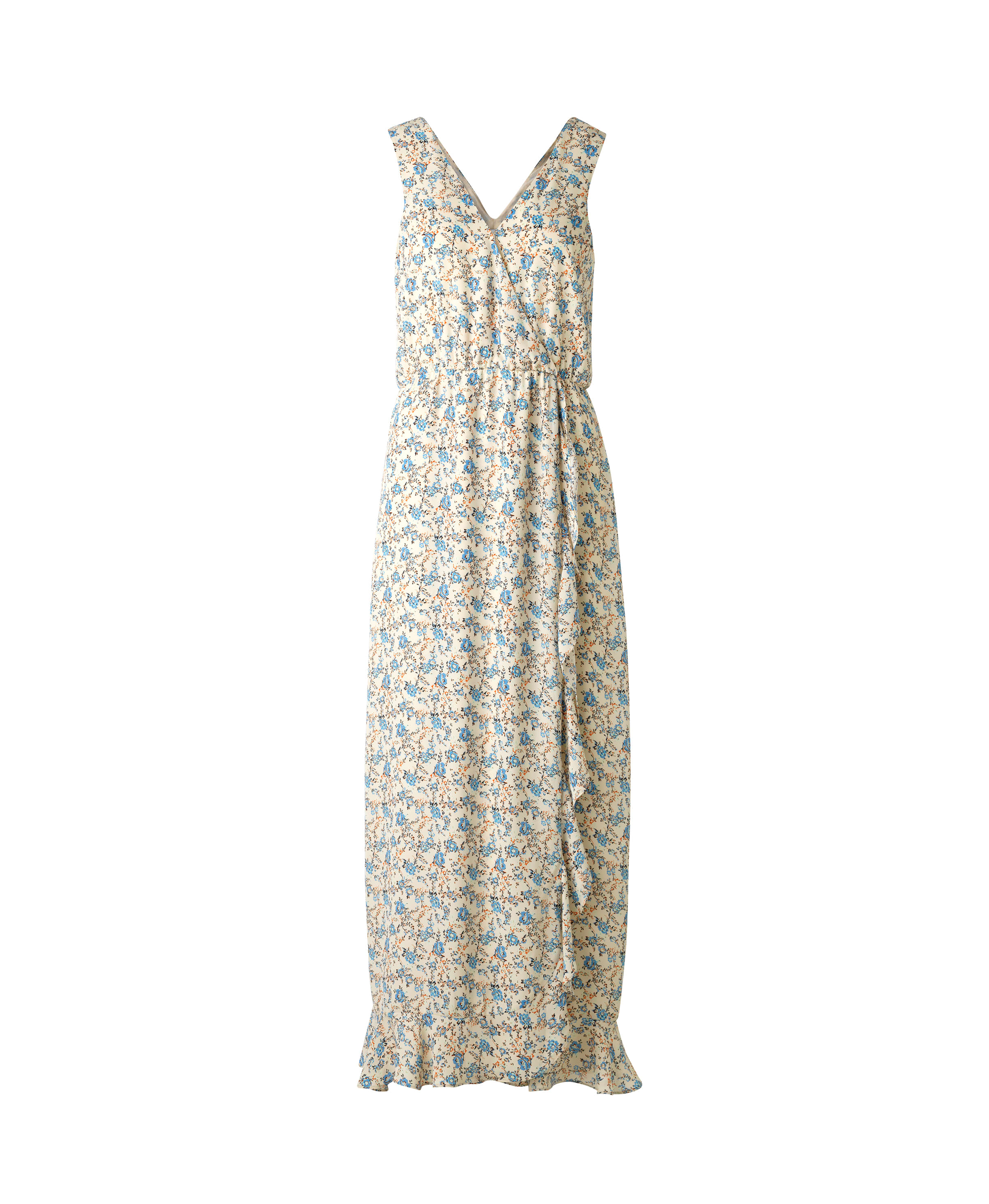 Samsoe & Samsoe Blossom Print Limon Long Dress