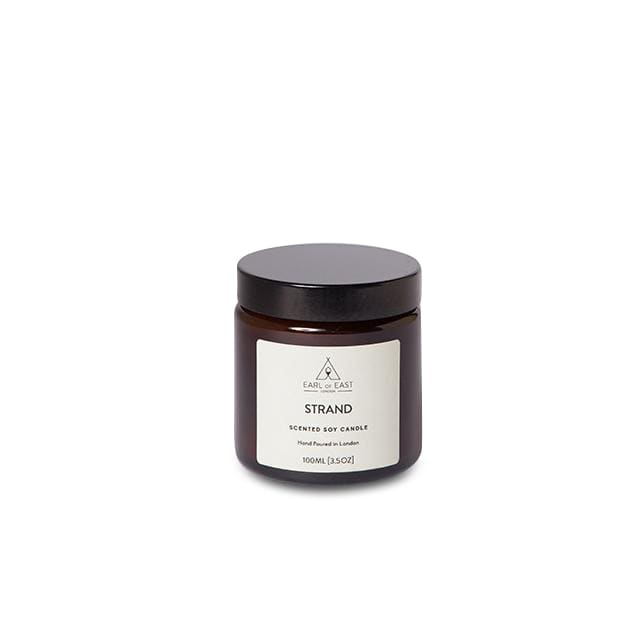 Earl of East London Strand Travel Candle