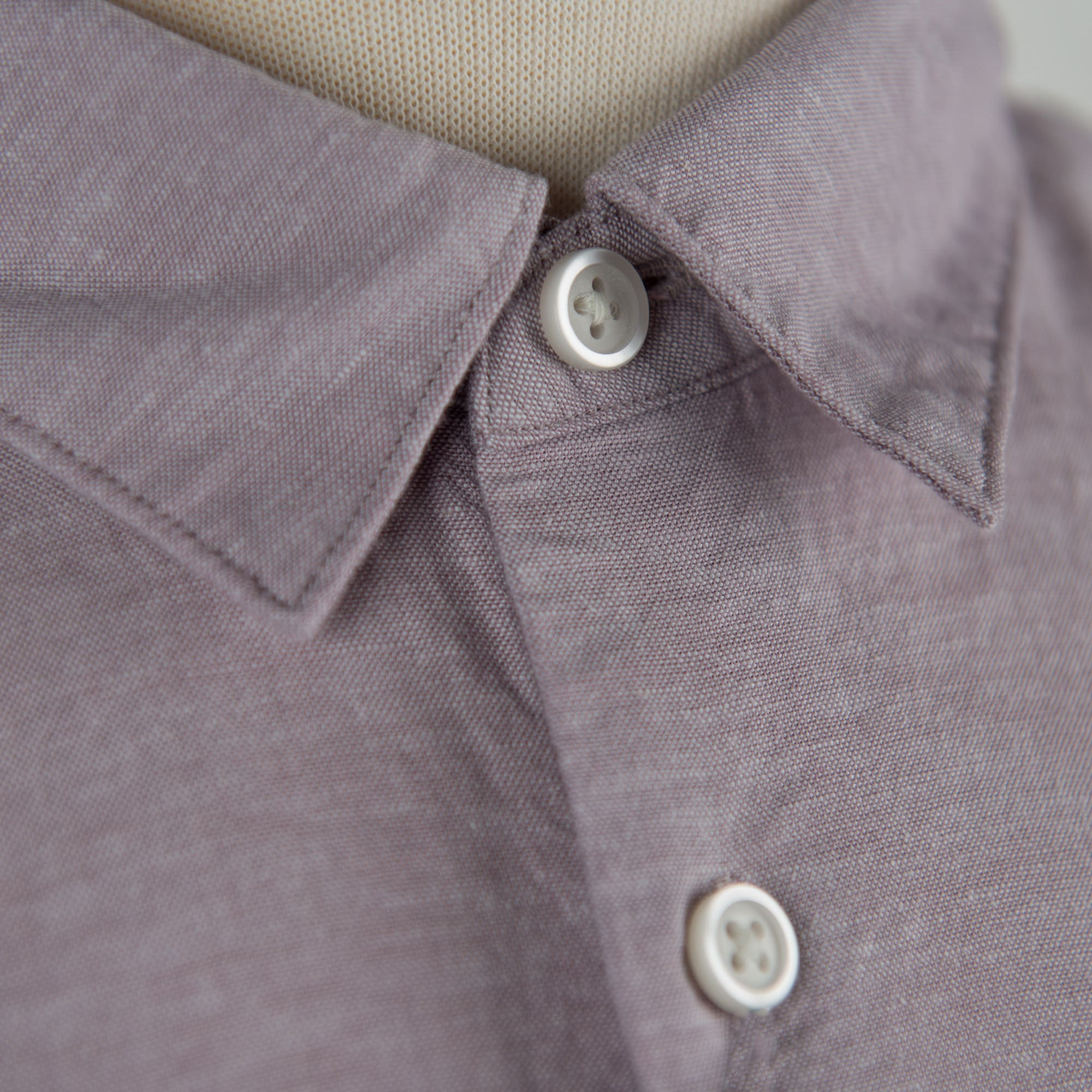 Selected Homme Hushed Violet One Summer Shirt