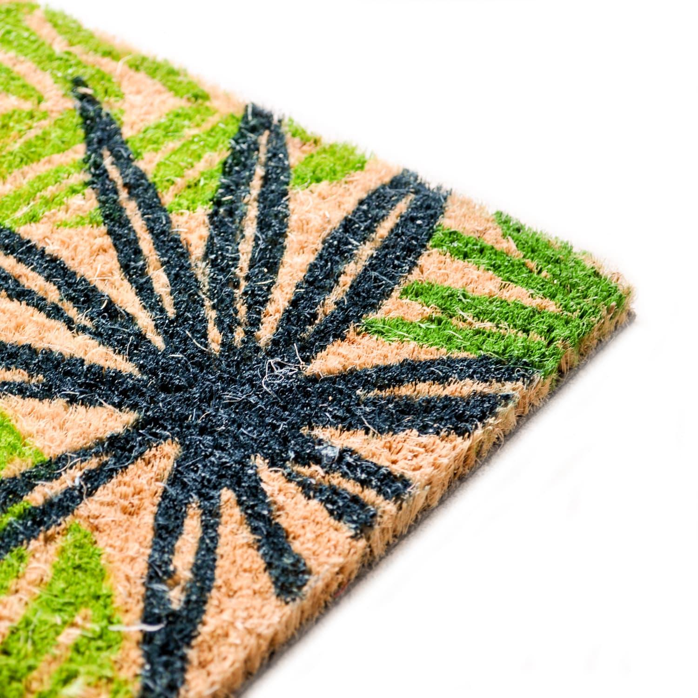 'Happy Day' Tropical Toucan Doormat