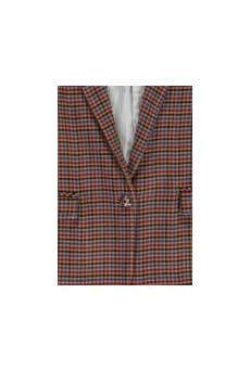 Essentiel Antwerp Rardi Tailored Check Jacket