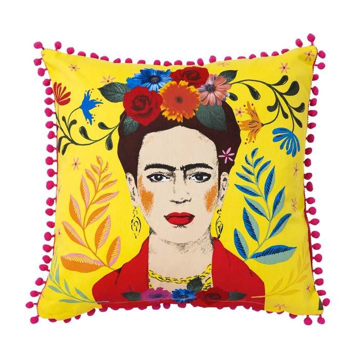 Talking Tables Frida Kahlo Cushion