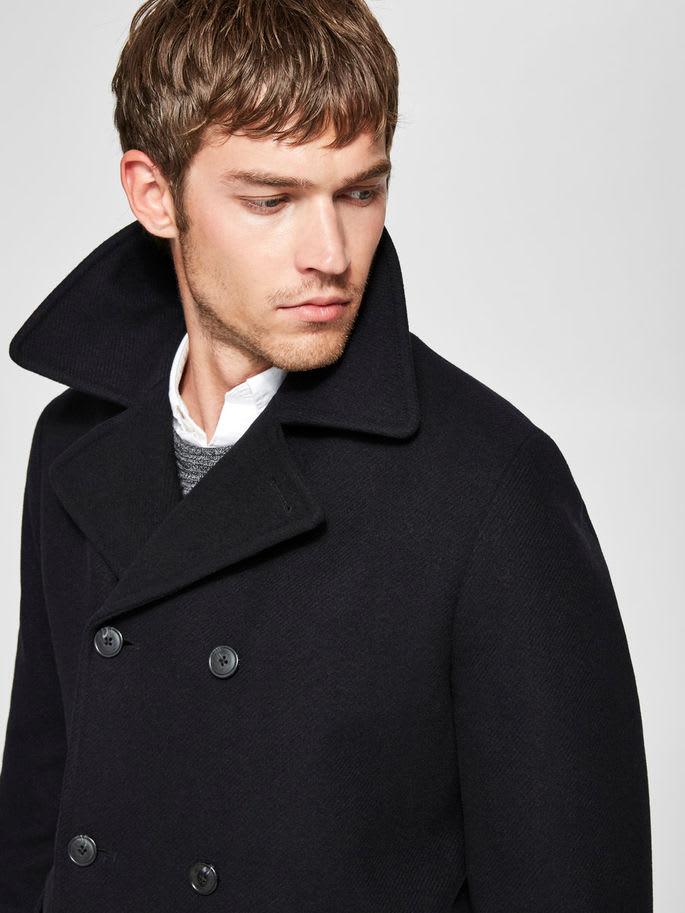 Selected Homme New Mercer Pea Coat