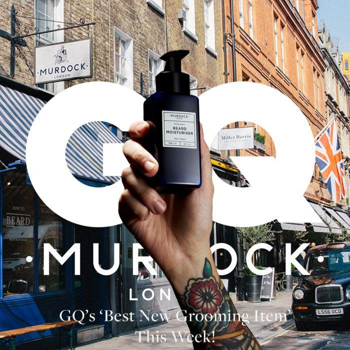 Murdock London 150ml Beard Moisturiser