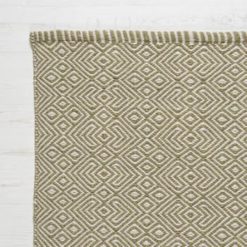 Weaver Green 110x 60cm Provence Lichen Indoor And Outdoor Rug