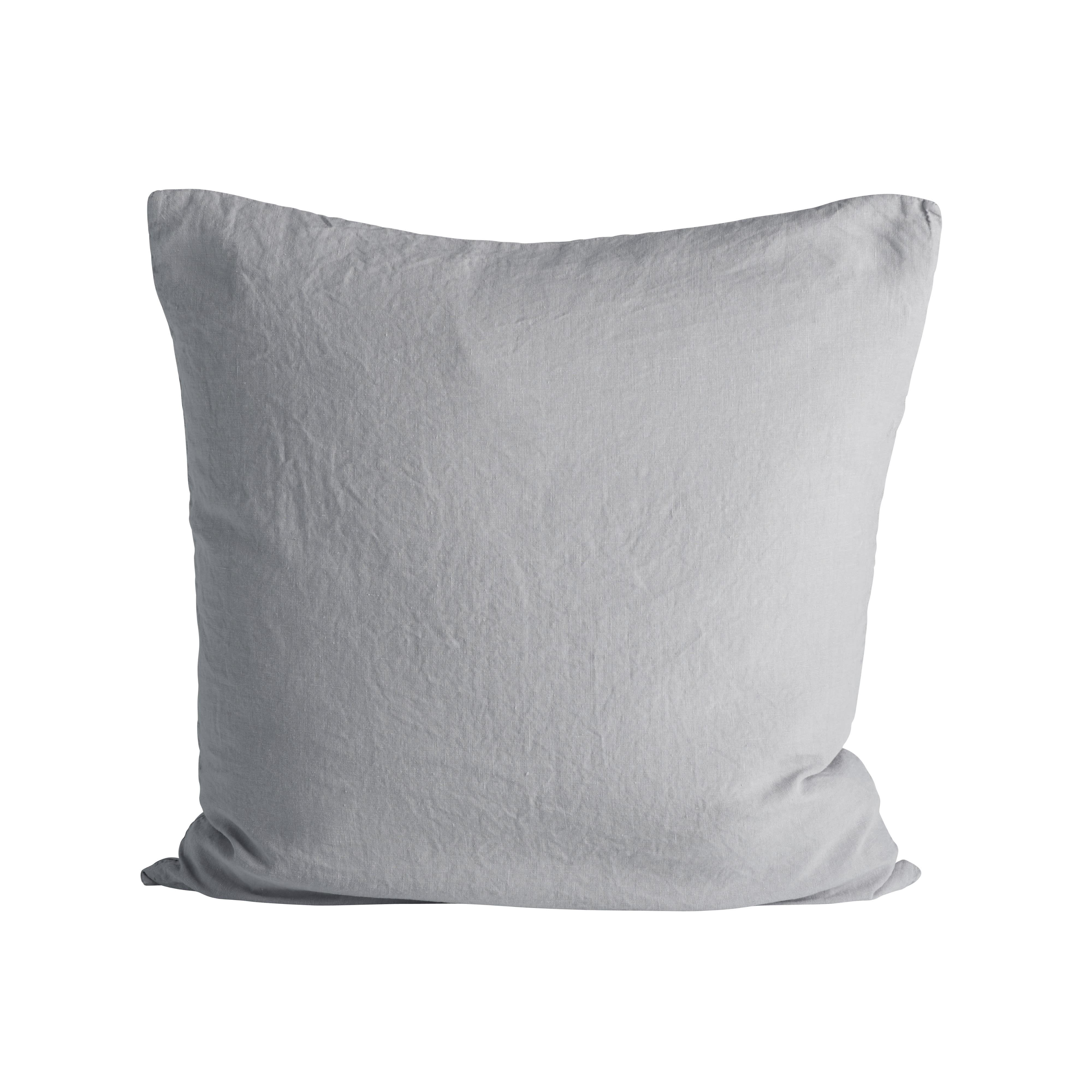 Tine K Home Mist Grey Linen Cushion