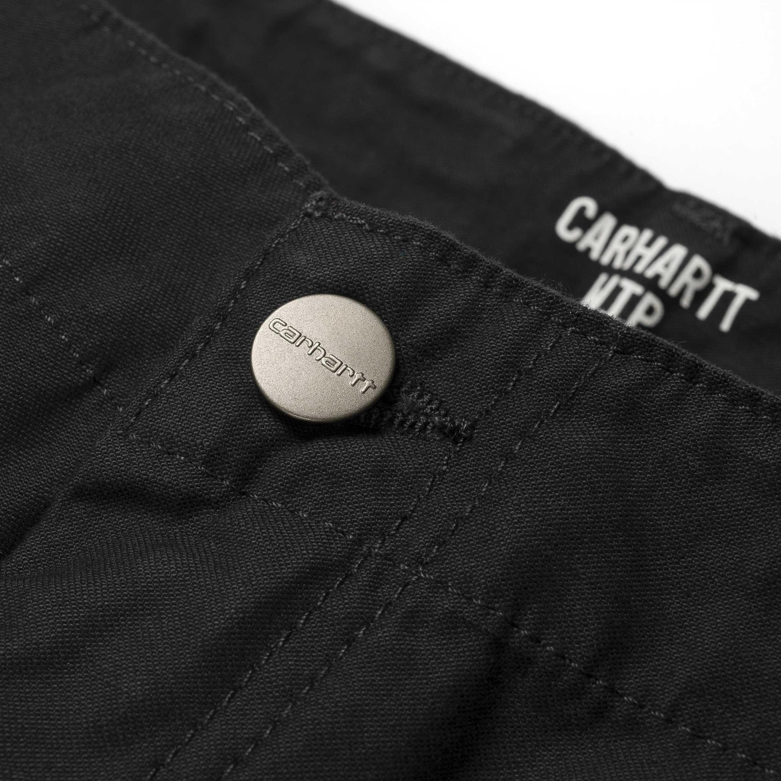 Carhartt Black Regular Cargo Pants