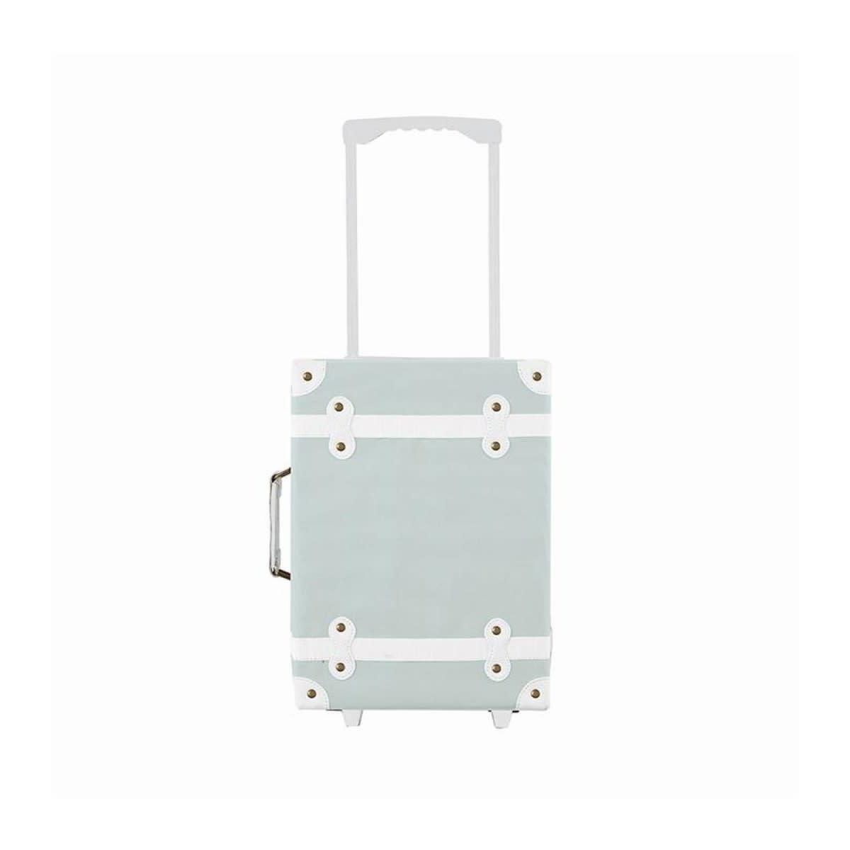 Olli Ella Mint See Ya Suitcase