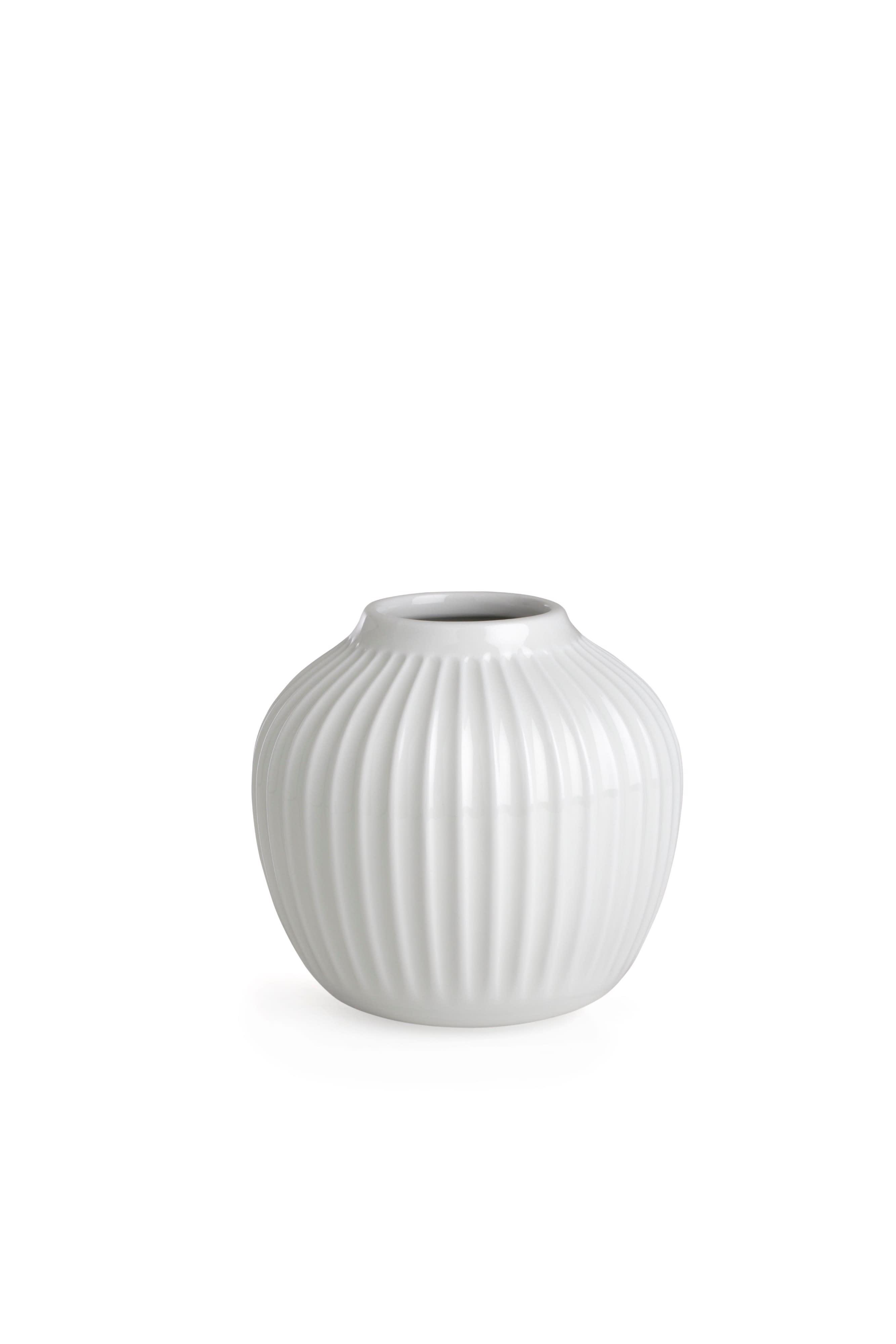 Kähler Design White Hammershøj Vase