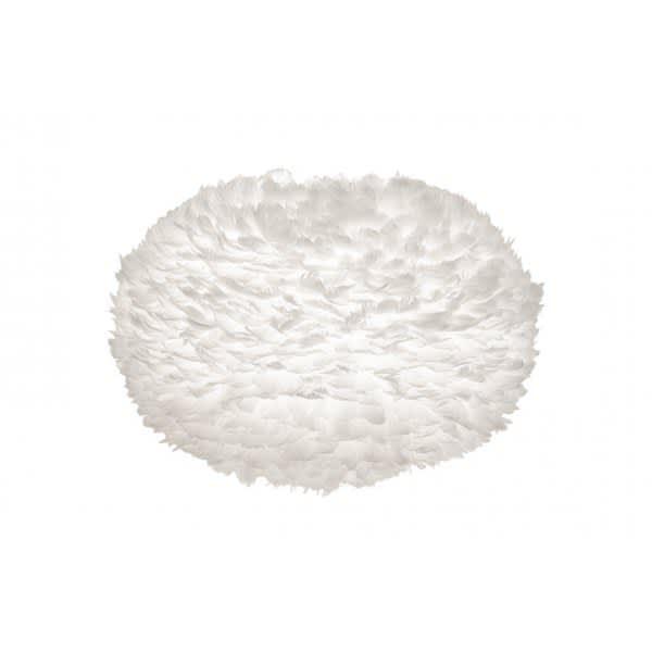 UMAGE Extra Large White Feather Shade