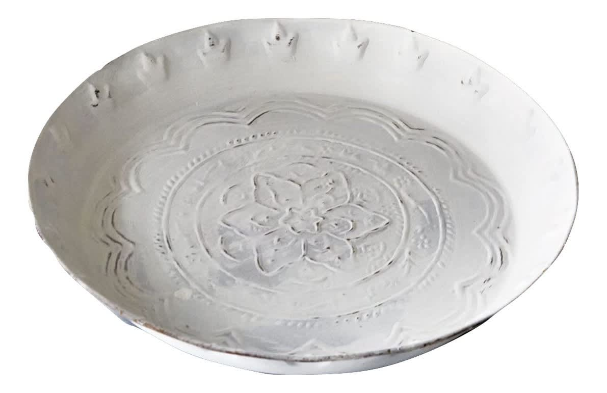 Dassie Artisan Painted Tin Tray