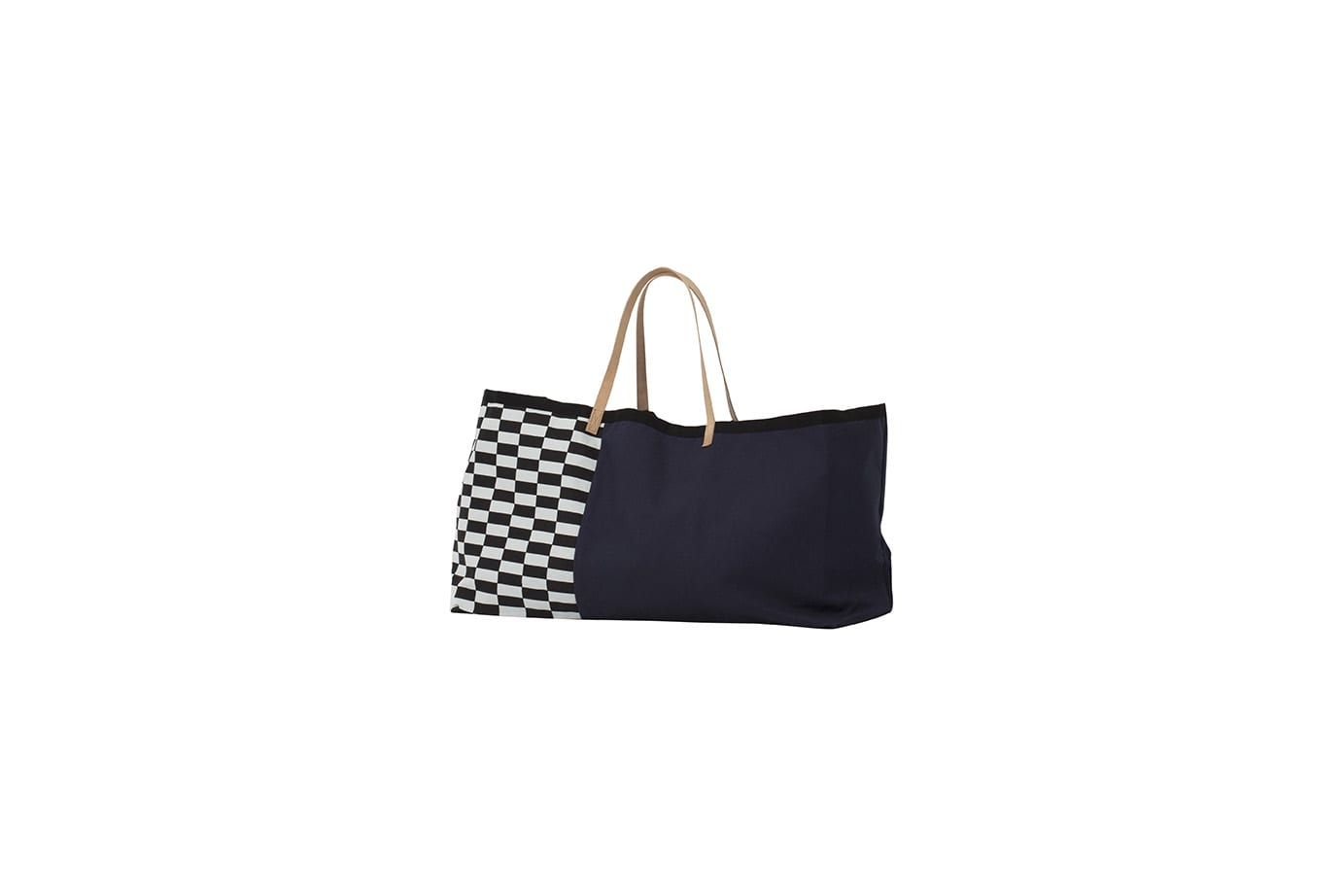 Ferm Living Blue Herman Big Bag
